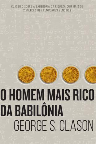 Imagem de Livro - O homem mais rico da Babilônia