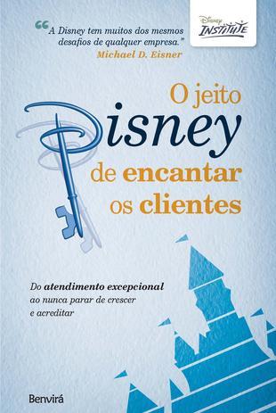Imagem de Livro - O jeito Disney de encantar os clientes