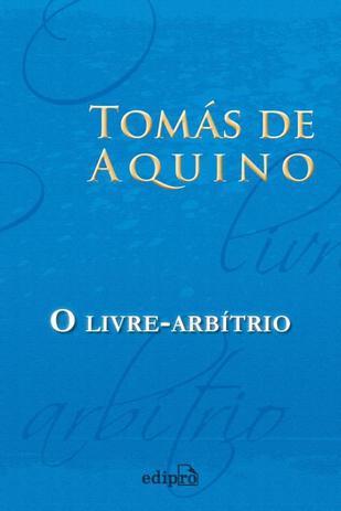 Imagem de Livro - O Livre-Arbítrio