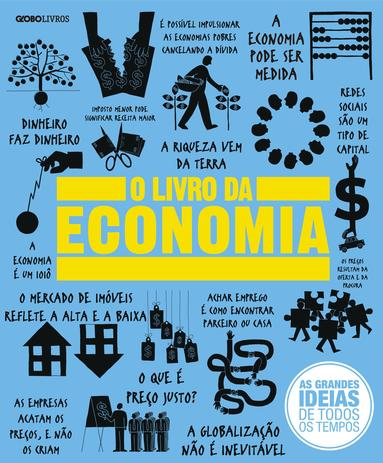 Imagem de Livro - O livro da economia (reduzido)