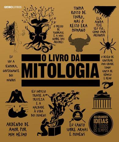 Imagem de Livro - O livro da mitologia