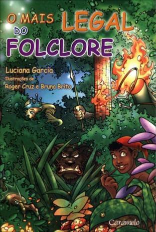 Imagem de Livro - O mais legal do folclore