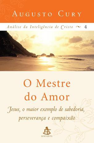 Imagem de Livro - O Mestre do amor