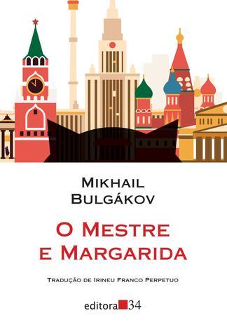 Imagem de Livro - O mestre e Margarida