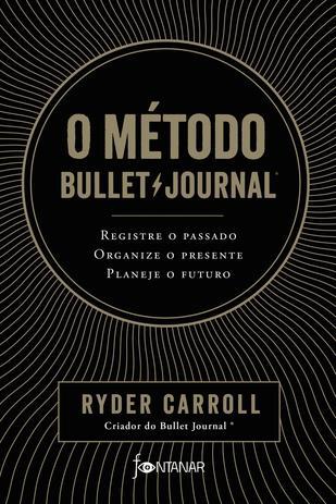 Imagem de Livro - O método Bullet Journal