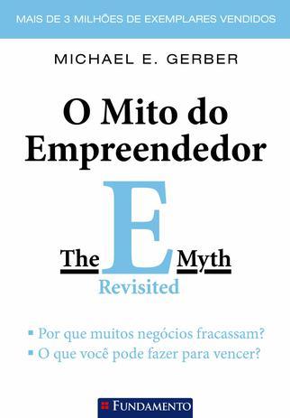 Imagem de Livro - O Mito Do Empreendedor