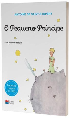 Imagem de Livro - O pequeno príncipe - Bolso