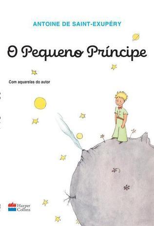 Imagem de Livro - O pequeno príncipe