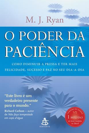 Imagem de Livro - O poder da paciência