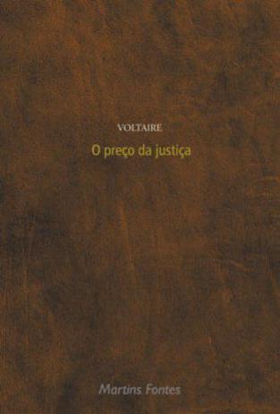 Imagem de Livro - O preço da justiça