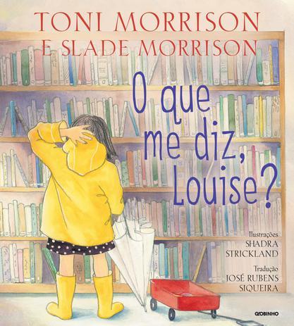 Imagem de Livro - O que me diz Louise?
