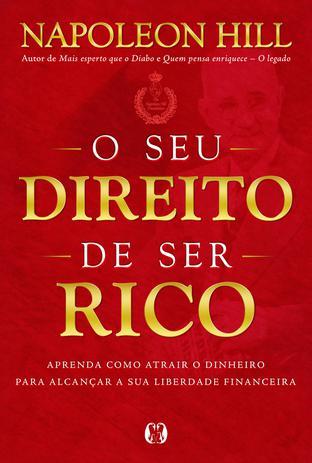 Imagem de Livro - O seu direito de ser rico