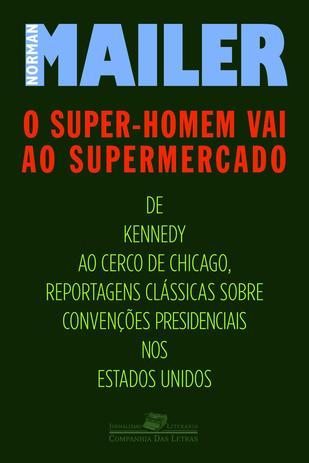 Imagem de Livro - O super-homem vai ao supermercado