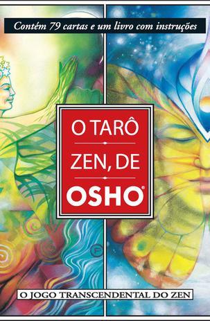 Imagem de Livro - O Tarô Zen de Osho - Novo Formato