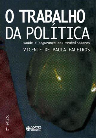 Imagem de Livro - O trabalho da política