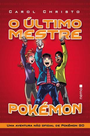 Imagem de Livro - O último mestre Pokémon