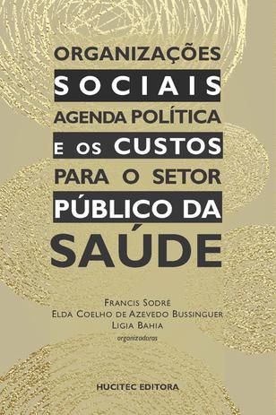 Imagem de Livro - Organizações sociais
