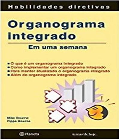 Imagem de Livro - Organograma integrado