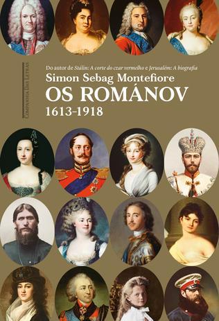 Imagem de Livro - Os Románov