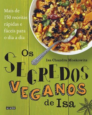 Imagem de Livro - Os segredos veganos de Isa