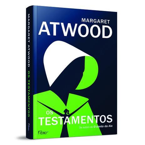 Imagem de Livro - Os Testamentos