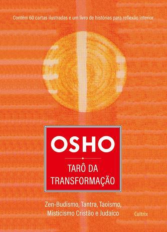 Imagem de Livro - Osho Tarô da Transformação