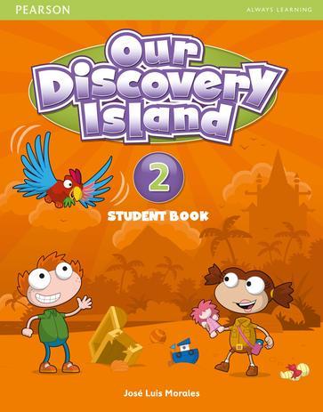 Imagem de Livro - Our Discovery Island Level 2 - Student Book + Workbook + Multi-Rom + Online World