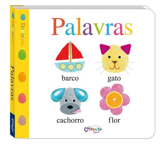 Imagem de Livro - Palavras