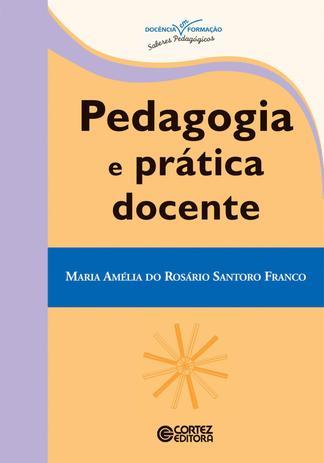 Imagem de Livro - Pedagogia e prática docente
