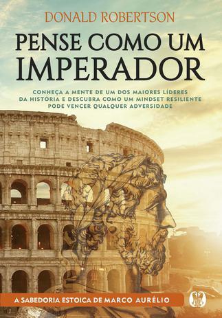 Imagem de Livro - Pense como um imperador