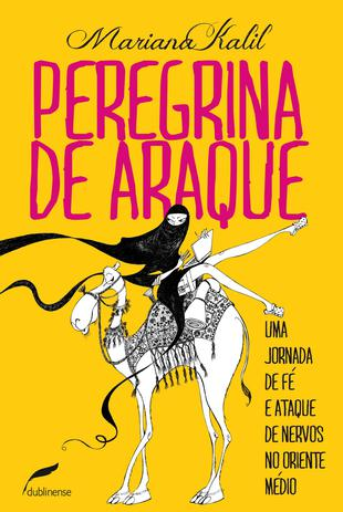 Imagem de Livro - Peregrina de araque