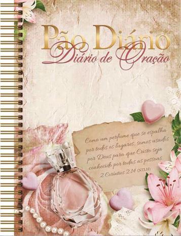 Imagem de Livro - Perfume - Diário de oração