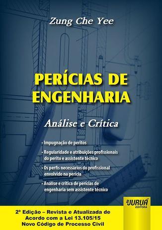 Imagem de Livro - Perícias de Engenharia