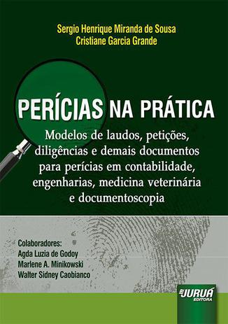 Imagem de Livro - Perícias na Prática