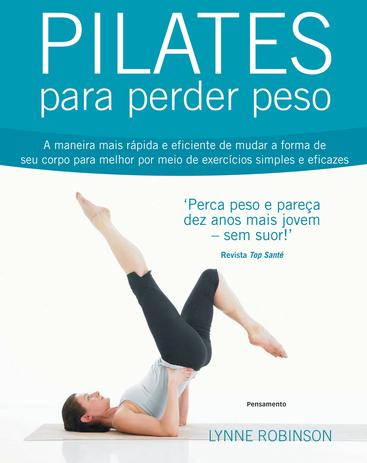 Imagem de Livro - Pilates Para Perder Peso