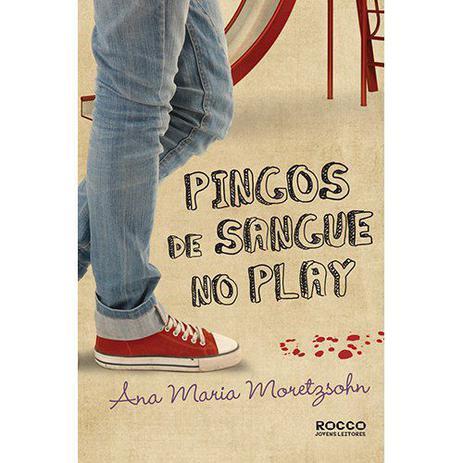 Imagem de Livro - Pingos de sangue no play