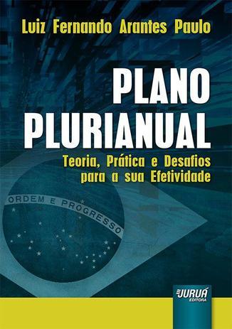 Imagem de Livro - Plano Plurianual