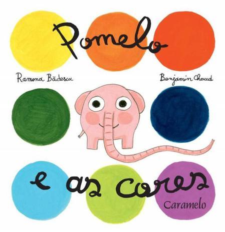 Imagem de Livro - Pomelo e as cores