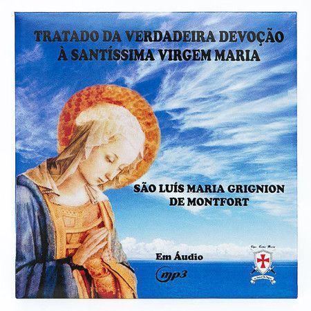 Imagem de Livro pra ouvir - tratado da verdadeira devoção à santíssima virgem maria