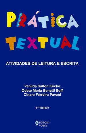 Imagem de Livro - Prática textual: atividades de leitura e escrita