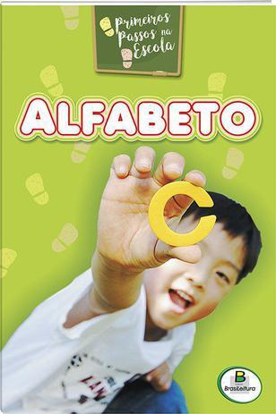 Imagem de Livro - Primeiros passos na escola: Alfabeto