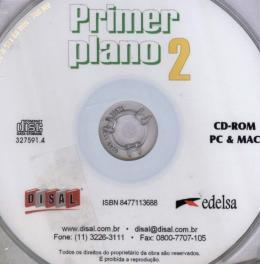 Imagem de Livro - Primer Plano 2 Cd Audio Del Alumno - Ede - edelsa (anaya)