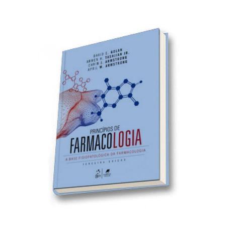 Imagem de Livro - Princípios de Farmacologia - A Base Fisiopatológica da Farmacologia