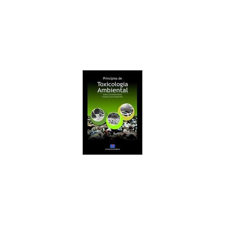 Imagem de Livro - Princípios de Toxicologia Ambiental - Sisinno