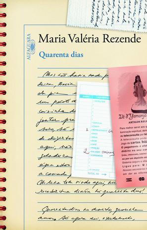 Livro - Quarenta dias