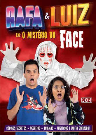 Imagem de Livro - Rafa e Luiz em: o mistério do Face