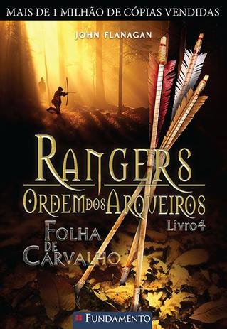 Imagem de Livro - Rangers Ordem Dos Arqueiros 04 - Folha De Carvalho