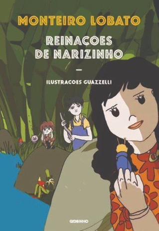 Imagem de Livro - Reinações de Narizinho
