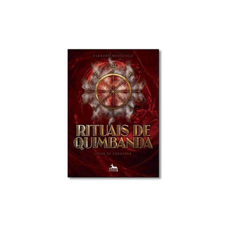 7df51df0b316 Livro - Rituais de Quimbanda: Linha de Esquerda - Editora - Livros ...