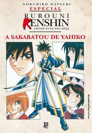 Imagem de Livro - Rurouni Kenshin - Especial Sakabatou